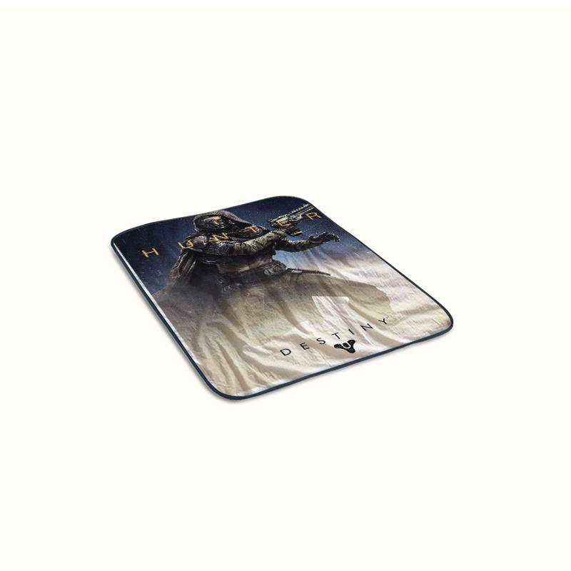 Game Destiny hunter Cover Fleece Blanket