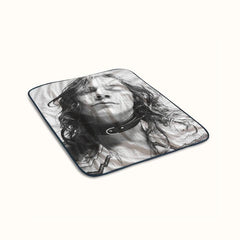 Harry Styles Another Man Long Hair Fleece Blanket