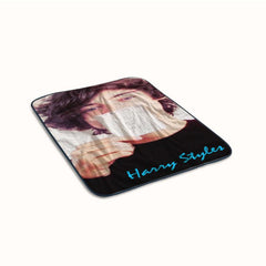 Harry Styles Love Fleece Blanket