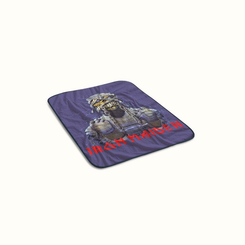 Iron Maiden Fleece Blanket