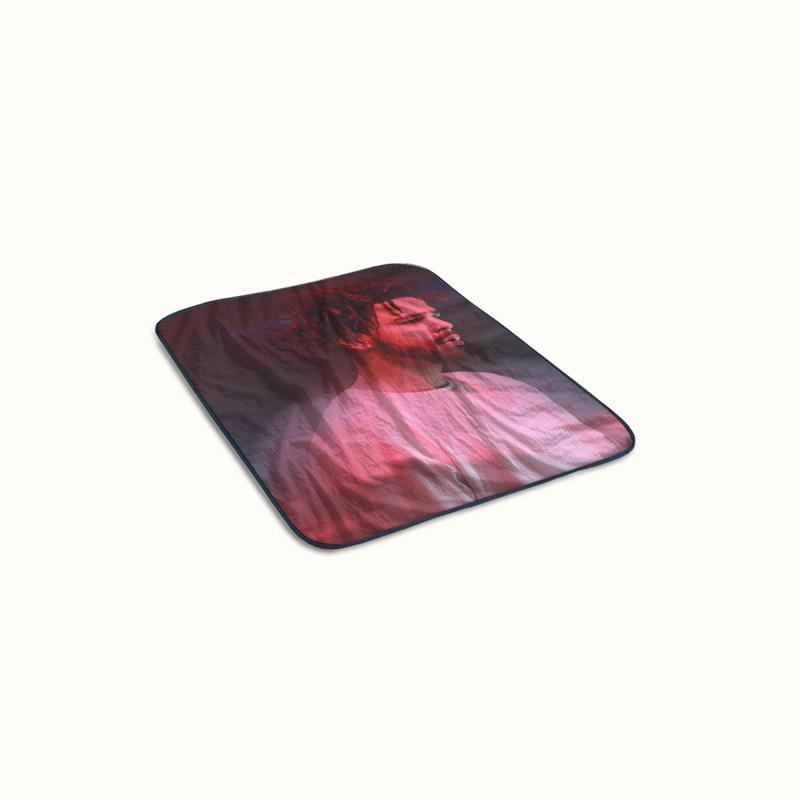J Cole World is Empty Fleece Blanket