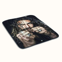 Jason Momoa Style Fleece Blanket