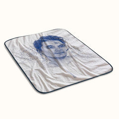 John Mayer The Search for Everything Fleece Blanket