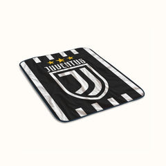 Juventus Logo Fleece Blanket
