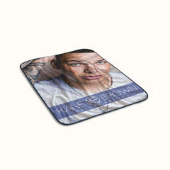 Kane Brown Deluxe Edition Fleece Blanket