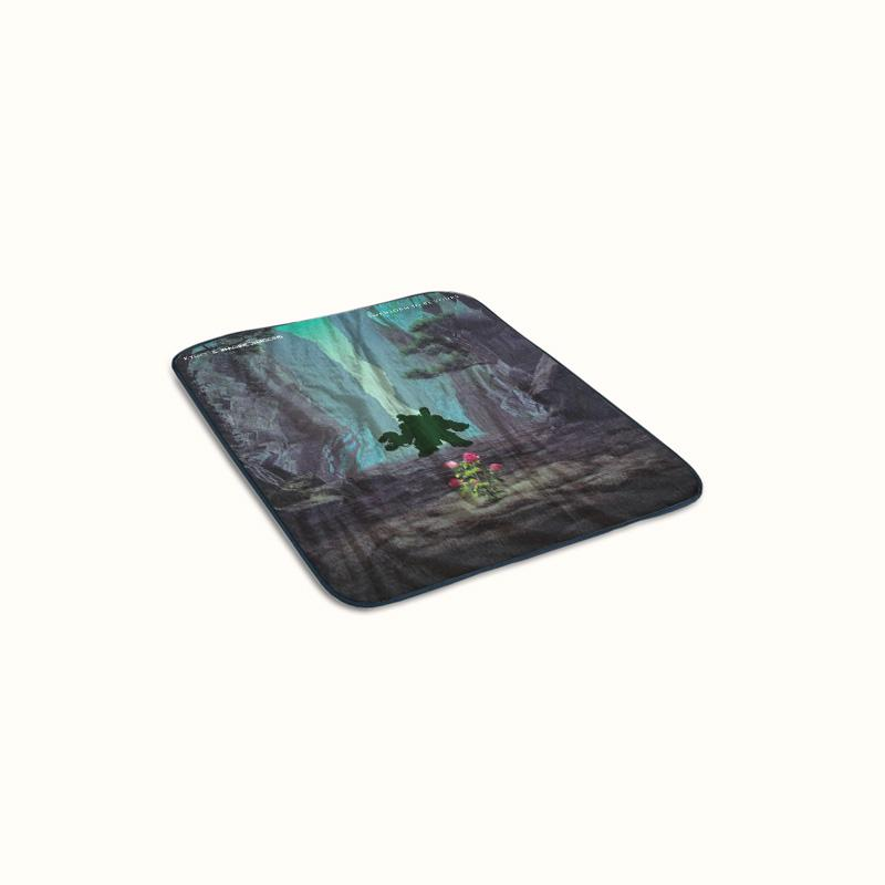 Kygo and Imagine Dragons Born to Be Yours Fleece Blanket