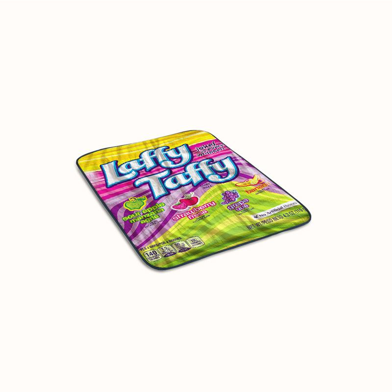 Laffy taffy Candy Fleece Blanket