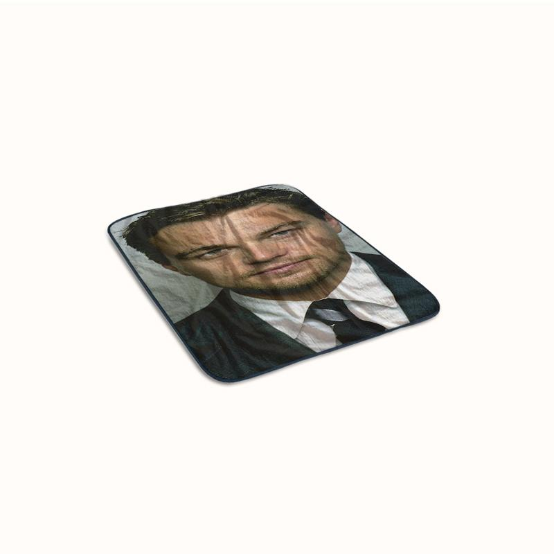 Leonardo DiCaprio Fleece Blanket