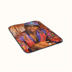 Lil B Fleece Blanket