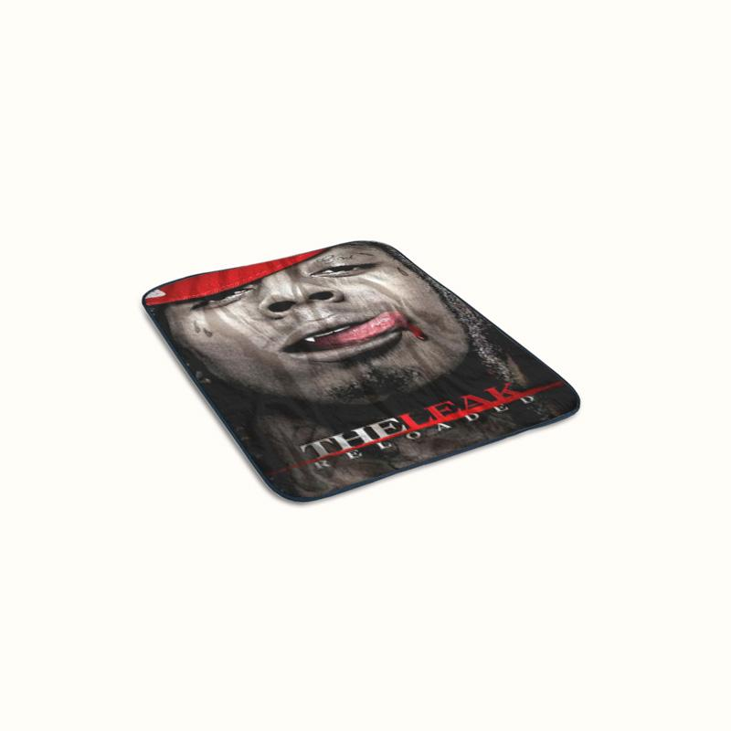 Lil Wayne The Leak Reloaded Fleece Blanket
