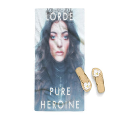Lorde Pure Heroine Towel
