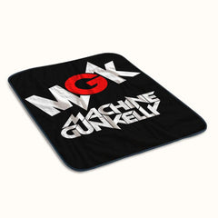 Machine Gun Kelly Logo Fleece Blanket