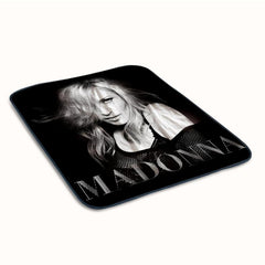 Madonna Posters Fleece Blanket