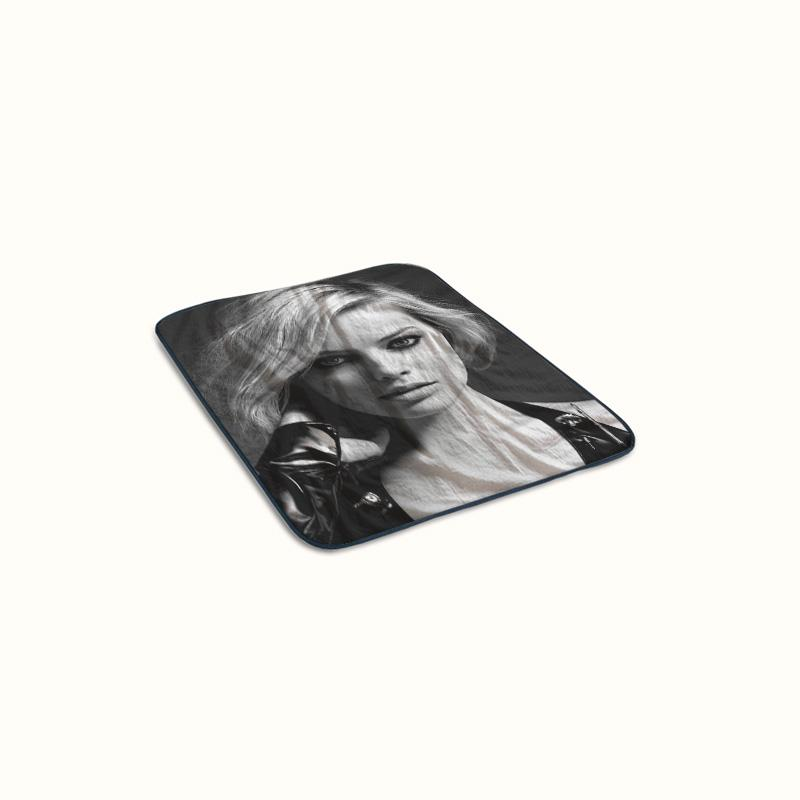 Margot Robbie Fleece Blanket