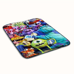 Mike Sulley and Friends Fleece Blanket