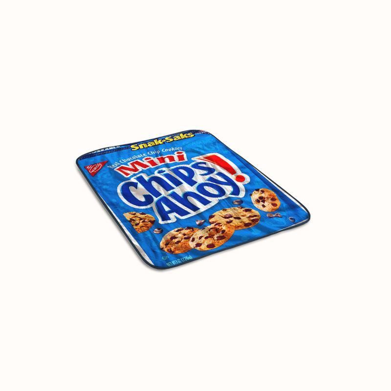 Mini Chips ahoy cookies Fleece Blanket