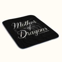 Mother of Dragon Game of Thrones Fleece Blanket