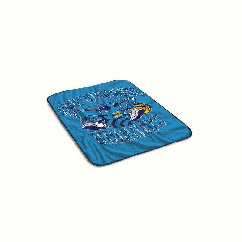 New Orleans Hornets Fleece Blanket