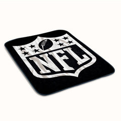 Nfl Logo Fleece Blanket