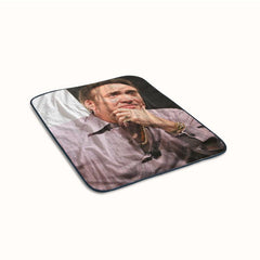 Nicolas Cage Smile Cool Fleece Blanket