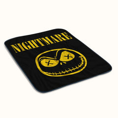 Nightmare Fleece Blanket