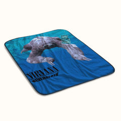 Nirvana Neversloth Fleece Blanket