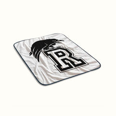 One Tree Hill Ravens Logo Fleece Blanket