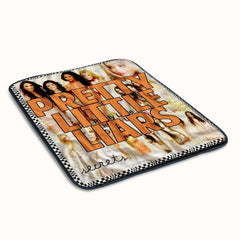 Pretty Little Lairs Collage Logo Fleece Blanket