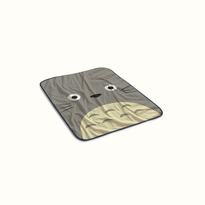 Studio Ghibli Totoro Fleece Blanket