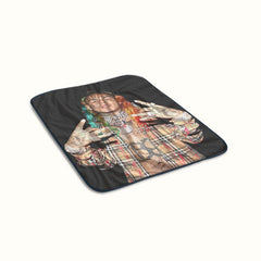 Tekashi 6ix9ine Fleece Blanket