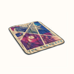 The Avengers Poster Fleece Blanket
