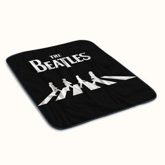 The Beatles The Abbey Road Fleece Blanket