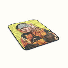 The Kid Laroi Fleece Blanket