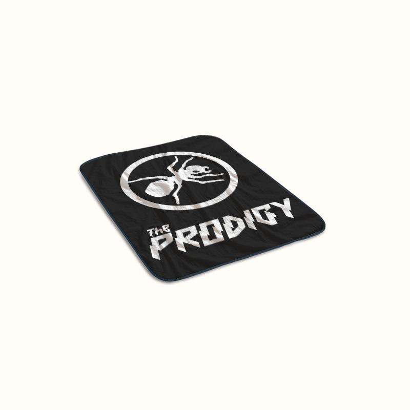 The Prodigy Fleece Blanket