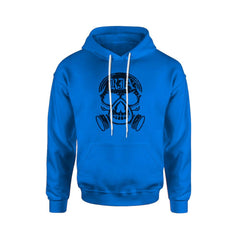 The Red Jumpsuit Apparatus Skull Hoodie