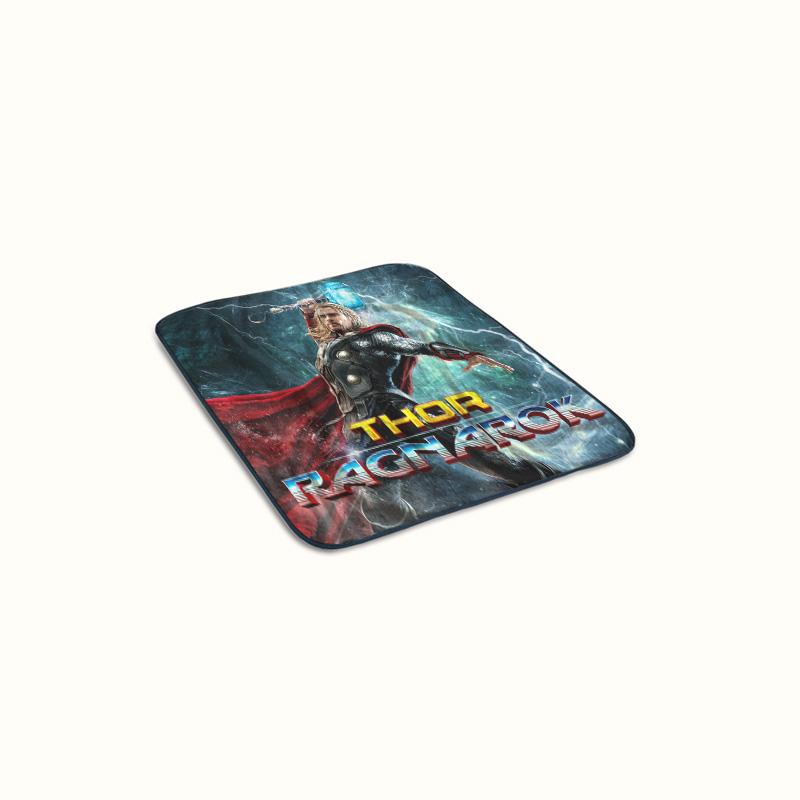 Thor Ragnarok Chris Hemsworth Fleece Blanket
