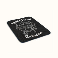 Vadorhead Logo Fleece Blanket