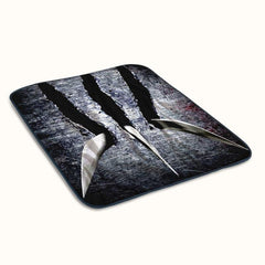 X Men Origins Wolverine Scratch Fleece Blanket