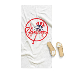 Yankees Logo Towel