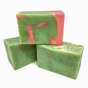 Load image into Gallery viewer, Kiwi Watermelon Bar Soap