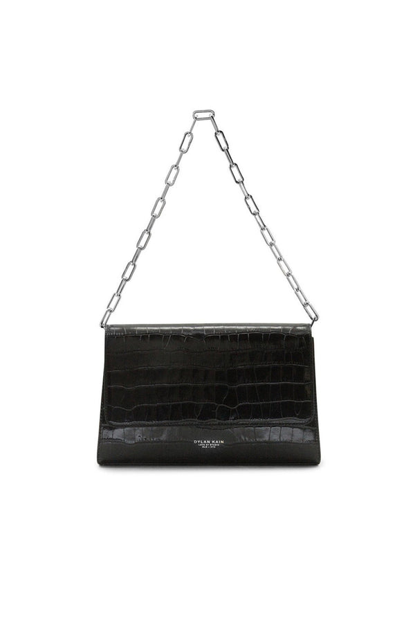The Mathilde bag, silver