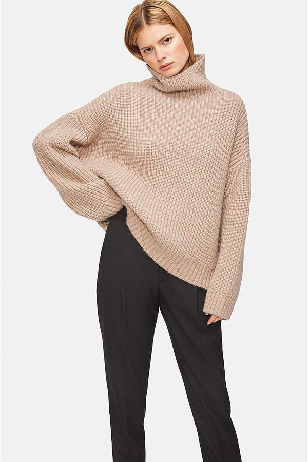 SYDNEY SWEATER, TAN