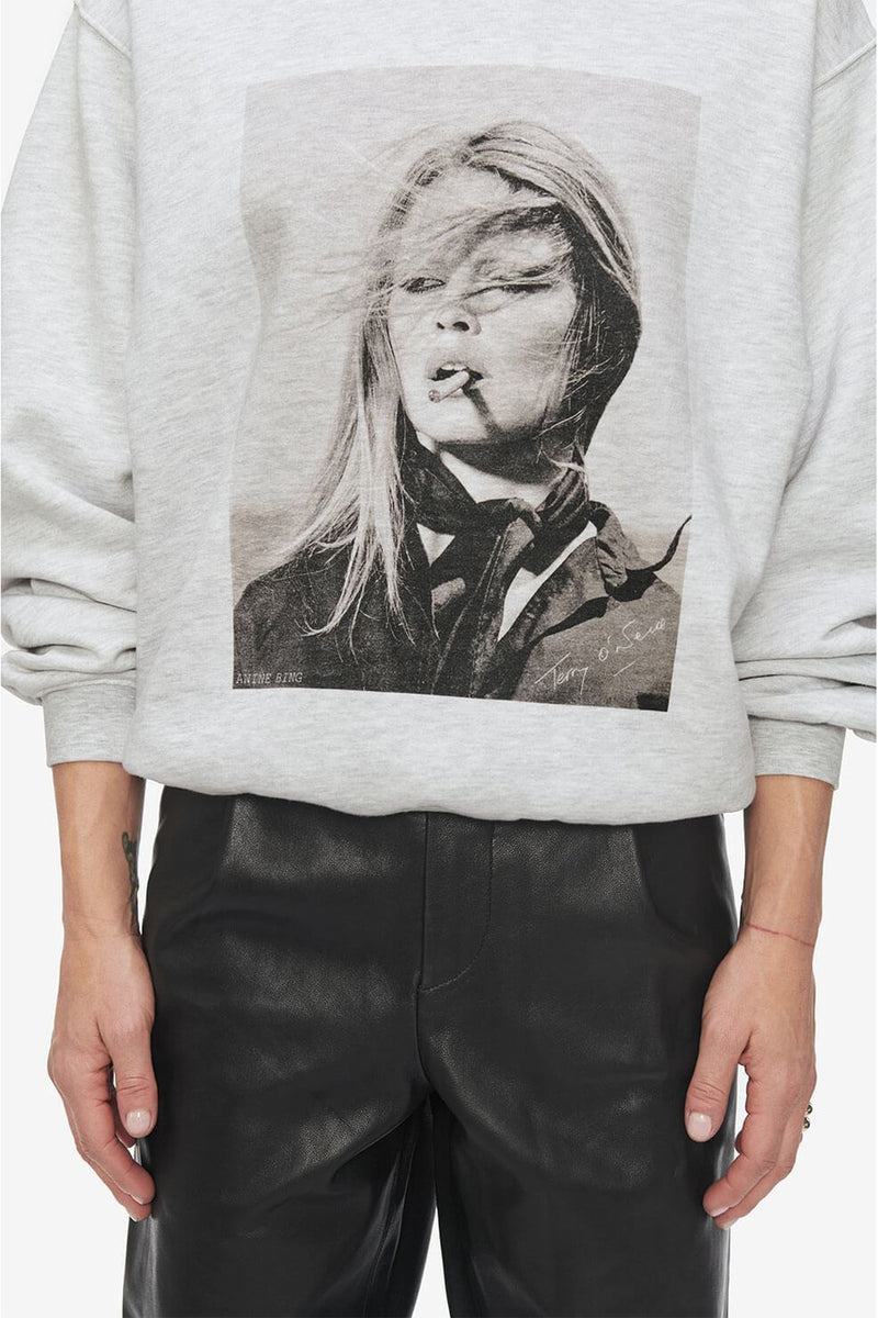 Ramona sweatshirt AB X TO, Grey