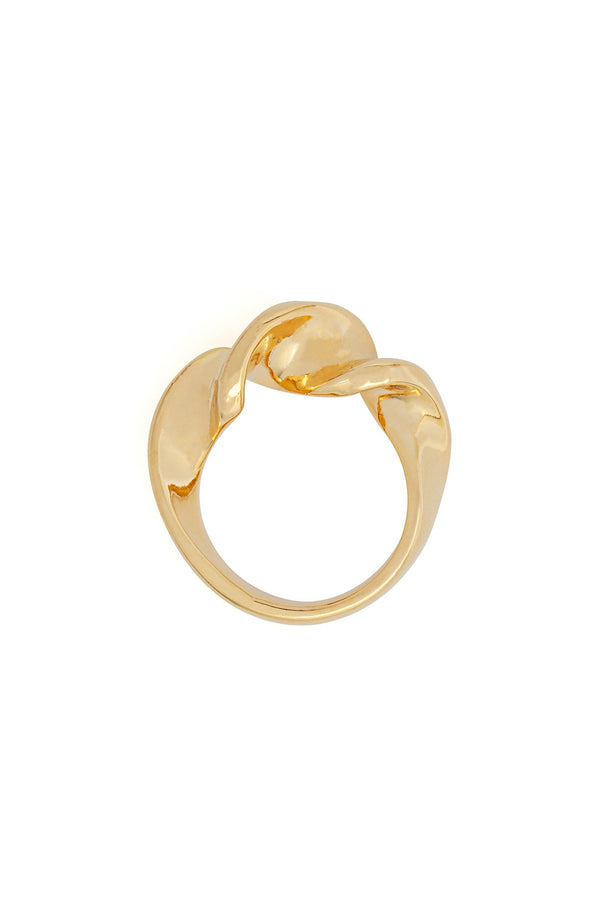 Ellis ring, gold