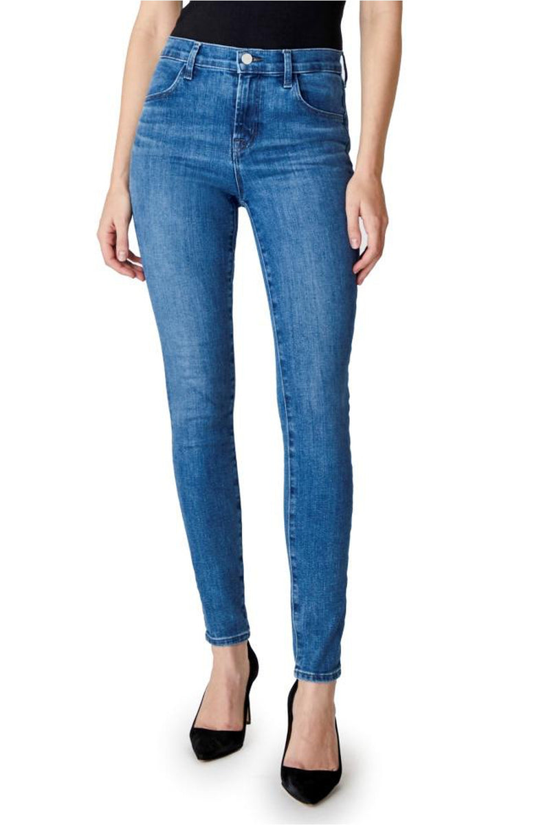 MARIA HIGH-RISE SKINNY, HEART