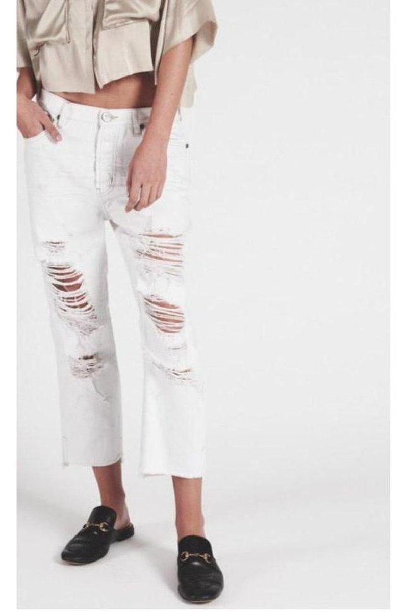 Cococash Hooligans Low Waist Relaxed Straight Leg