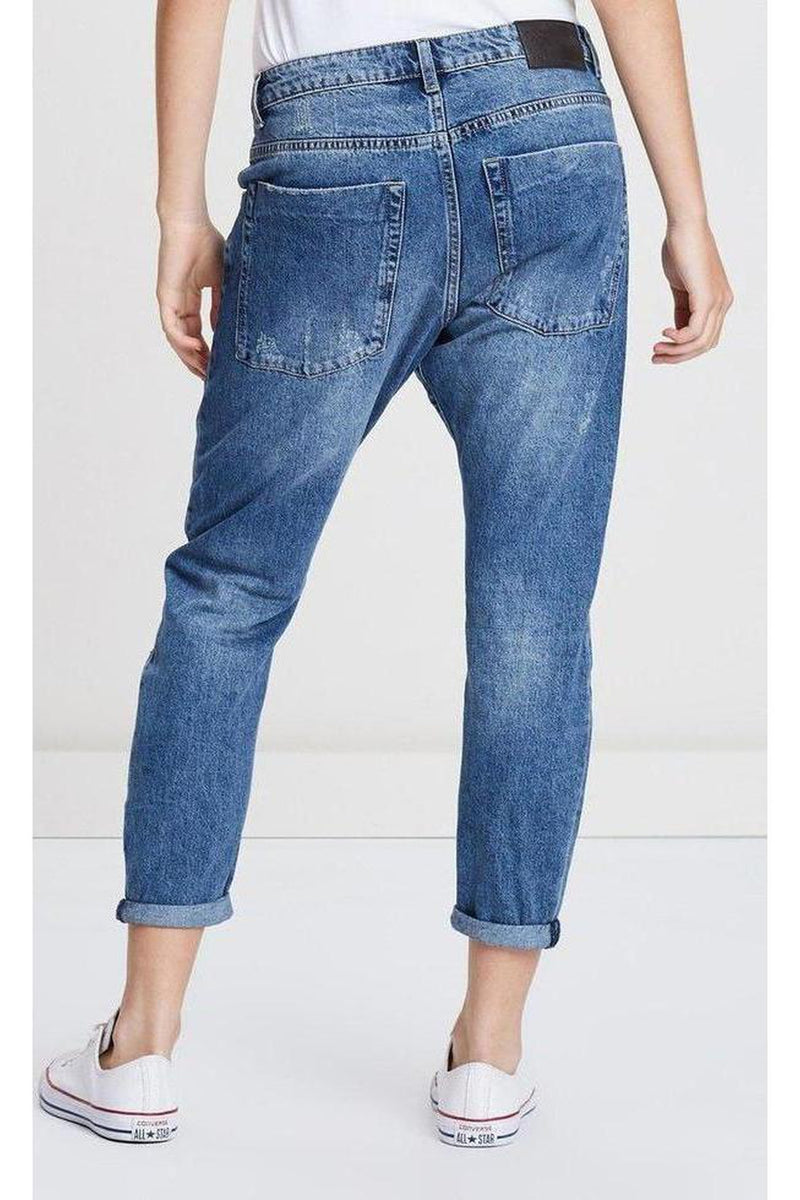 Oxford Saints Boyfriend Jean