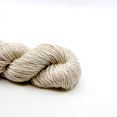 Elitespun Essentials 80/10/10 Merino Wool/Cashmere/Stellina Silver Superwash Yarn (Sport)