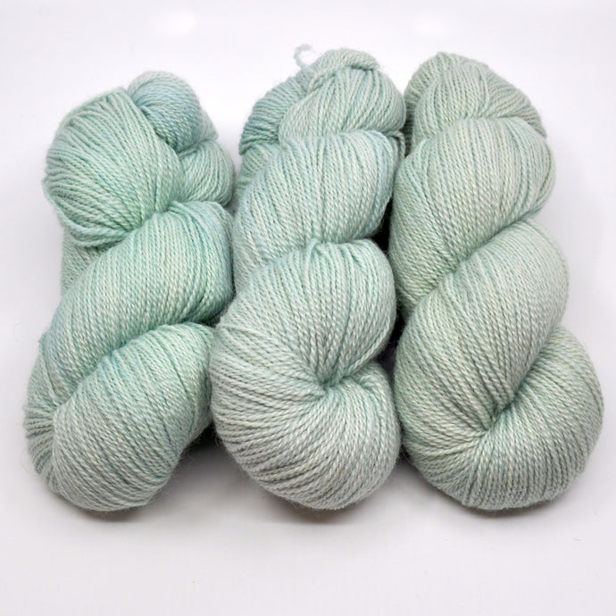 Untreated BFL Hand-Dyed Set of 3 - Fingering