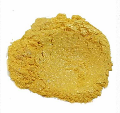 Golden Fields Yellow Mica